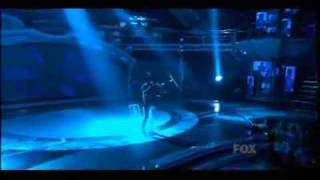 Watch Adam Lambert Mad World american Idol Studio Version video