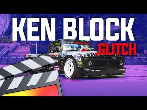 BEST GLITCH PLUGIN FOR FCPX! Ken Block Tutorial thumbnail
