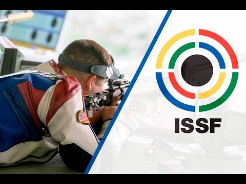 50m Rifle Prone Men Final - 2016 ISSF Rifle and Pistol World Cup Final in Bologna (ITA)