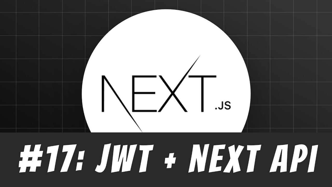 JWT + Next.js Authentication Demo: Master Next.js Tutorial #17