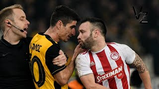 Crazy Fights & Furious Moments - Greek Football 2019/20