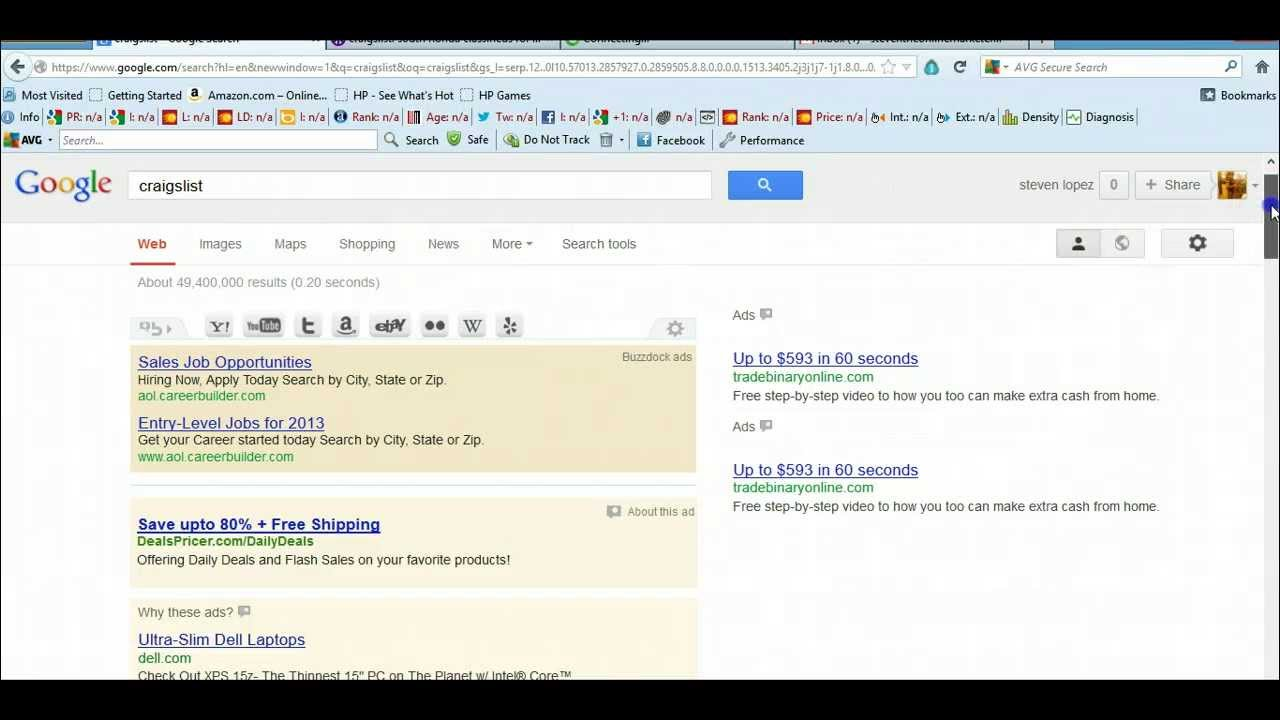 Craigslist Miami   How To Post Your Ads To Promote Your ...