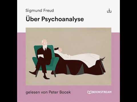 Download Über Psychoanalyse - Sigmund Freud (Roman Klassiker - Komplettes Hörbuch)