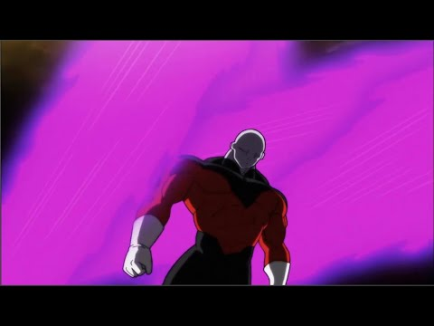 All Universes Gather At The Tournament, Tournament Of Power Begins, Jiren Appears Behind Scare Goku