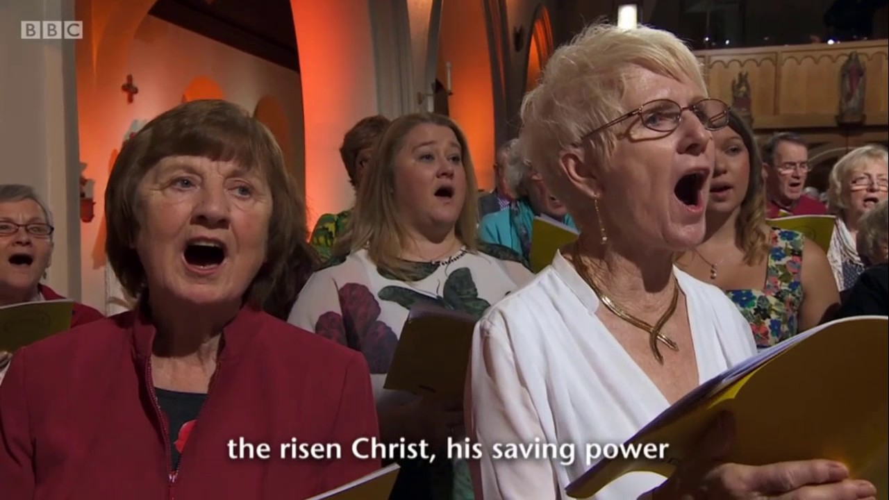 Bread of Life // with Jo Boyce on BBC Songs of Praise
