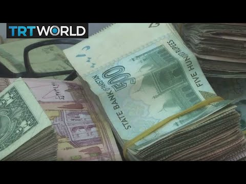 Money Talks: Pakistani rupee has taken a sudden and sharp drop