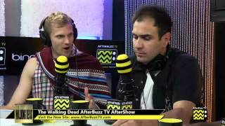 "Walking Dead After Show Season 3 Episode 16 ""Welcome to the Tombs"" 