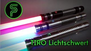 Tiro - Saberproject Serienschwert (deutsch) - by Saberproject Shop
