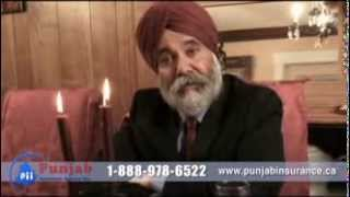 Super Visa - Punjab Insurance - Sandeep Ahuja