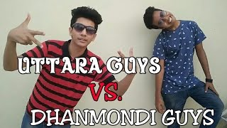 Video UTTARA Guys VS. DHANMONDI Guys download MP3, 3GP, MP4, WEBM, AVI, FLV September 2017