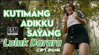 Dj Kentrung Kutimang Adikku Sayang - Luluk Darara I Official Music Video