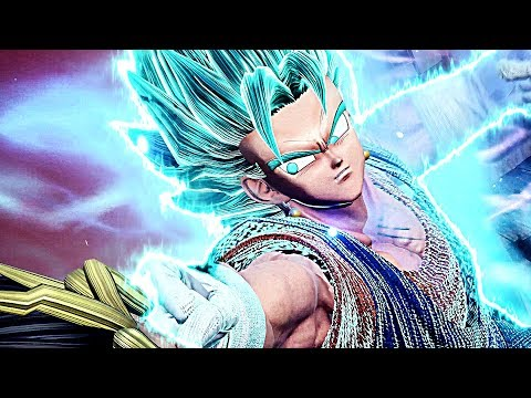 JUMP FORCE  All NEW Playable Characters Abilities, Awakening Transformations & Ultimate Attacks HD