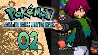 Pokemon Clockwork Part 2 - SIDE QUESTS! Pokemon Fan Game Gameplay Walkthrough