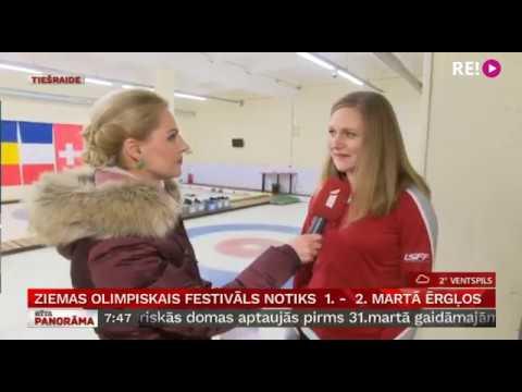 Ziemas olimpiskais festivāls 1. un 2. martā Ērgļos