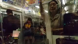 京急ドレミファ1000系にて本線京急川崎から上大岡を行く