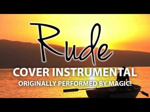 Rude (Cover Instrumental) [In the Style of MAGIC!]