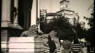 Развитие Кишинёва в послевоенные годы.