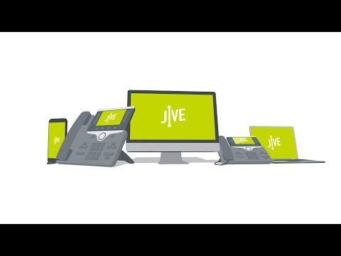 Jive.com - VoIP Office Phone System