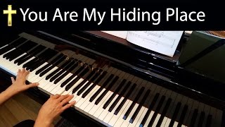 You Are My Hiding Place, Ledner (Advanced Piano Solo)