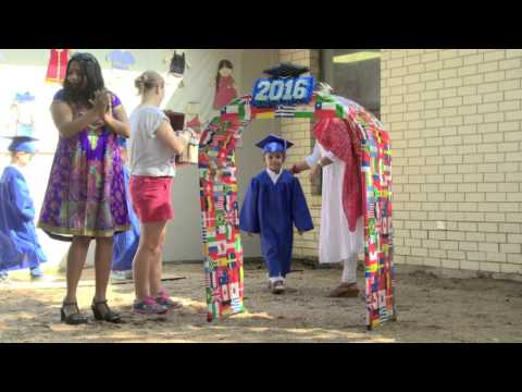 Arbor Montessori Academy - 2016 Kindergarten and First Grade Graduation