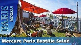Mercure Paris Bastille Saint Antoine - Paris Hotels, France