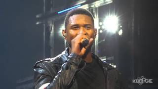 USHER || Live In Atlanta 2014 || Lost Footage