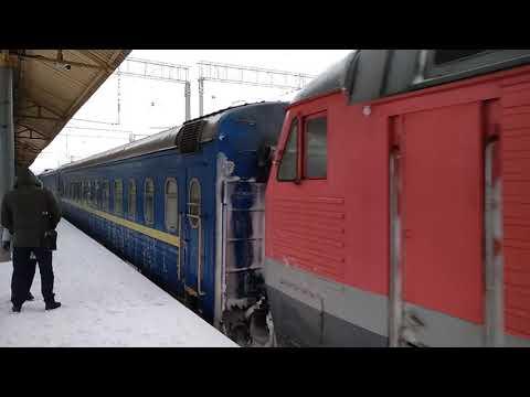 Как доехать до витебска из москвы на поезде