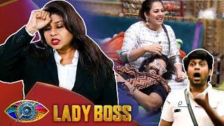😒எல்லாமே Scripted | Lady Boss About Bigg Boss 4 | Balaji Murugadoss, Vj Archana, Rio Raj | Episode 4