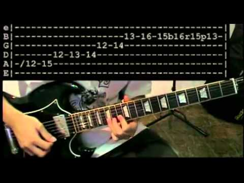 AC/DC- Ride on lesson Part 2