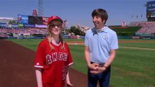 Big Bang Theory:- Howard throwing his first pitch. VERY FUNNY:-)