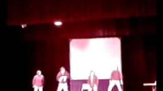 LVMS Dance Crew!!! 2nd Half Of 8th Grade Performance