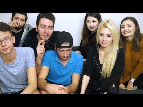 YOUTUBER VİDEO PARTİSİ