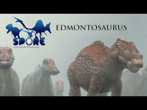Spore Dino Showcase - EDMONTOSAURUS