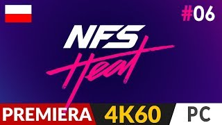 Need For Speed HEAT PL  #6 (odc.6 Fabuła)  Na ogonie | NFS Heat Gameplay po polsku 4K Ultra