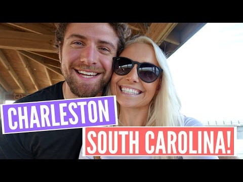CHARLESTON, SOUTH CAROLINA TRAVEL DIARY!