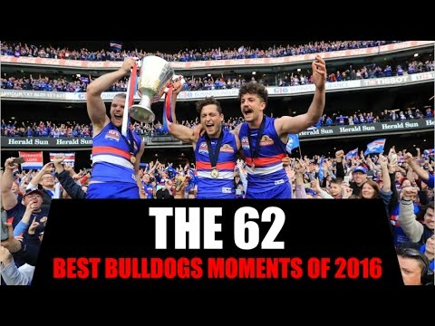 The 62 - Best Bulldogs Moments of 2016