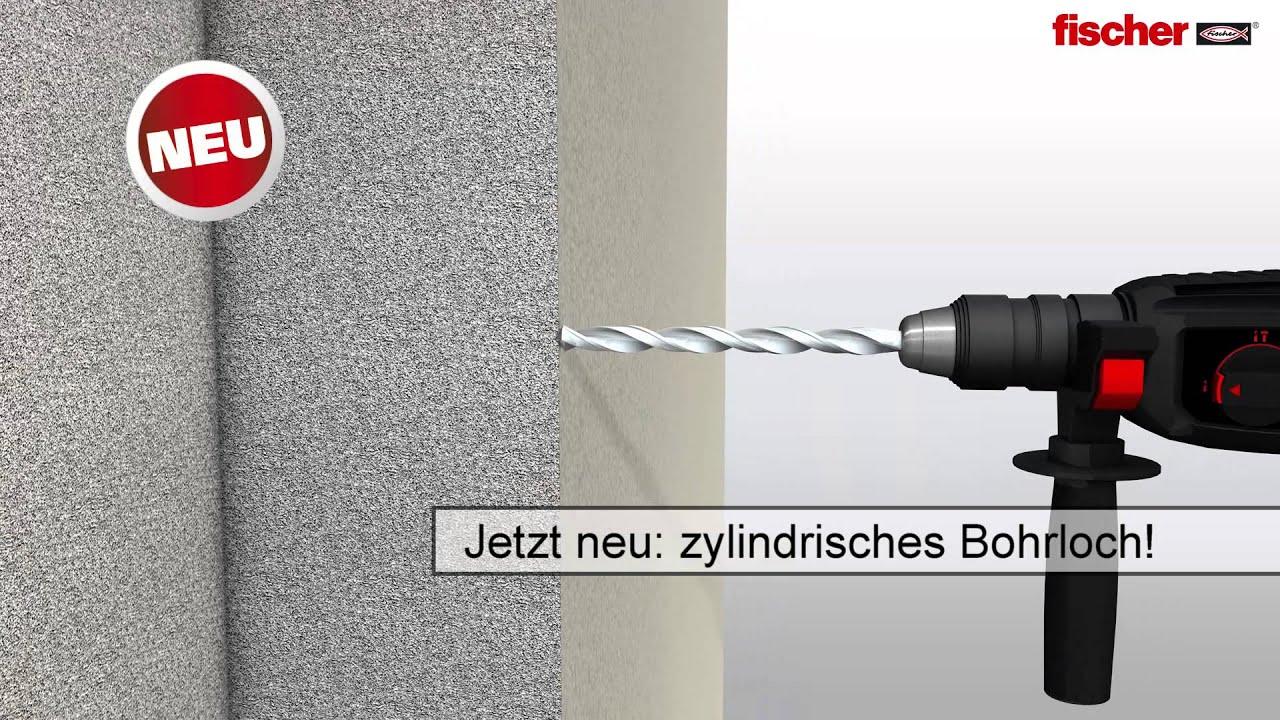 Fischer Injektionsm Rtel Fis V Youtube