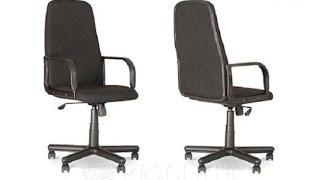 Обзор и сборка кресла руководителя Дипломат (DIPLOMAT) Новый Стиль от магазина wowmarket.com.ua