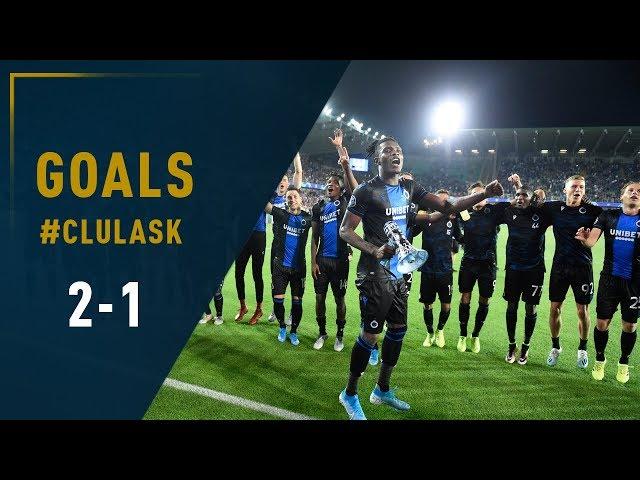 #CLULASK | DE GOALS | 2019-2020