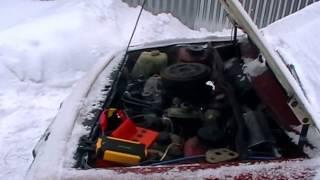 Power bank с Aliexpress. Заводим машину зимой .