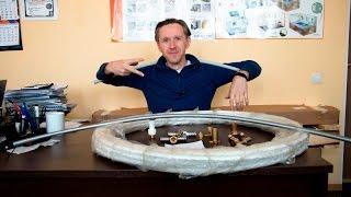 видео Труба из сшитого полиэтилена для теплого пола – лучшее решение