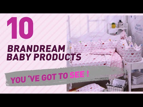 Brandream Baby Products Video Collection // New & Popular 2017
