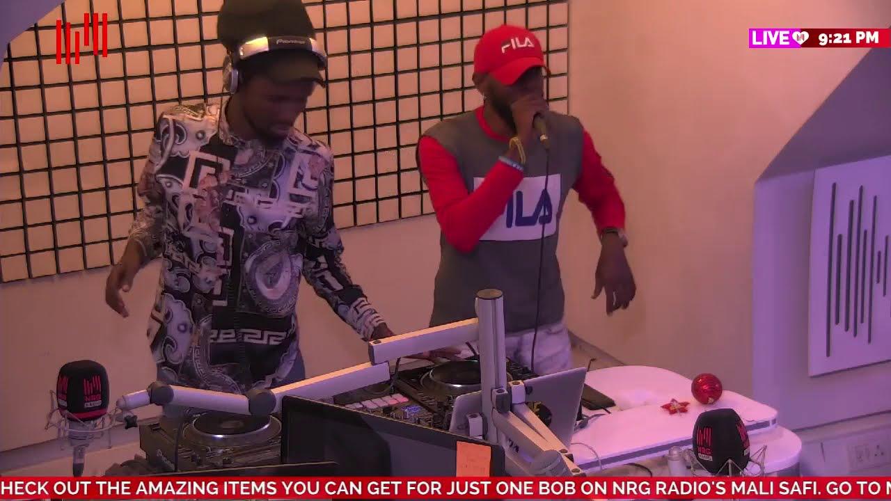 Download Episode-03 - Reggae Boyz live juggling on NRG Radio (MC FULLSTOP X DJ SMARSH)