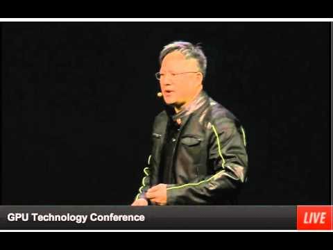 Jen-Hsun Huang on How Diverse Companies Tackle Big Data with