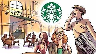 สตาร์บัค กับแรงบันดาลใจ - Starbucks and Inspiration