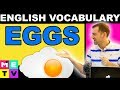 English For Restaurant | How to Order Eggs?