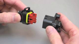 AMPSEALコネクター (AMPSEAL Connector Instructions) - Japanese