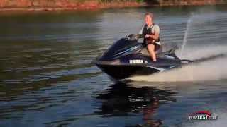 Yamaha VX Cruiser Test 2015- By BoatTest.com