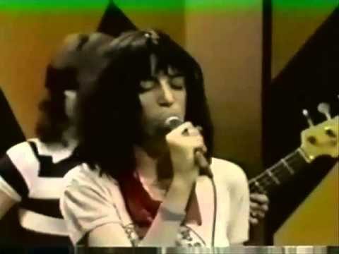 Patti Smith - Free Money - 1977 - Mike Douglas Show