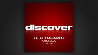 Peter Hulsmans - Motionless